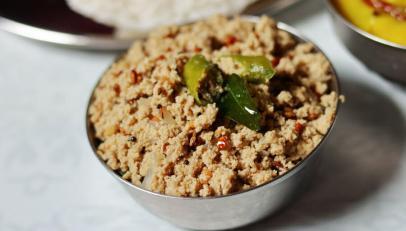 Nuvvula Podi   Roasted Sesame Powder from Andhra Pradesh » ãhãram