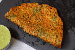 Jwariche Dhirde | Instant Jowar Flour Dosa from Maharashtra