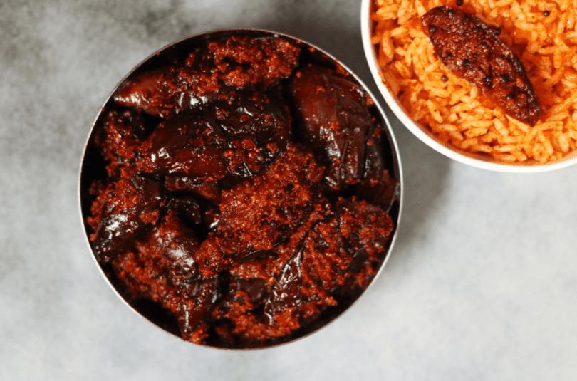 Vankaya Nilava Pachadi | Andhra Brinjal Pickle | Baingan ka Achar