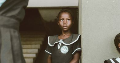 Fighting Child Abuse in Africa