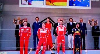 Hasil F1 GP Monaco 2017, Vettel Juara Disusul Raikkonen dan Ricciardo