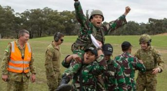 Video Materi Lomba Terakhir AASAM 2017 Yang Dimenangkan TNI AD