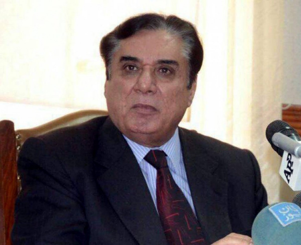 Retired justice Javed Iqbal