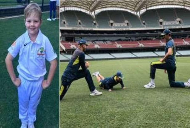 Australia include 7-year-old Archie in squad for Boxing Day Test