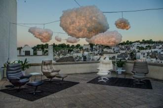 Clouds, Slovenian artist Tilen Sepič, Slovenia 1