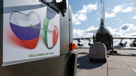 © Russian Defence Ministry / Handout via Reuters / Alexey Ereshko