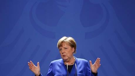 Angela Merkel has further relaxed the lockdown measures in Germany © Getty Images / Pool