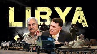 Erdogan's cronies leech off Libya's oil and bood