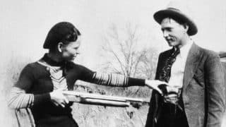 86 Years Ago Today: Bonnie & Clyde Ambushed & Killed