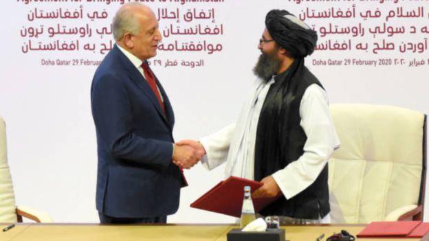 طالبان نے القائدہ سے رابطوں کے سلامتی کونسل کے الزامات کی تردید کر دی