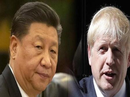 چین کا بڑھتے مغربی دباؤ پر شدید ردعمل: برطانیہ کو سنگین نتائج کی دھمکی