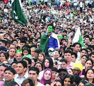 پاکستان آبادی میں چھٹے سے پانچویں نمبر پر پہنچ گیا