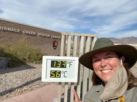 صدی کا بلند ترین درجہ حرارت ریکارڈ: امریکہ میں پارے نے 54 درجے چھو لیے