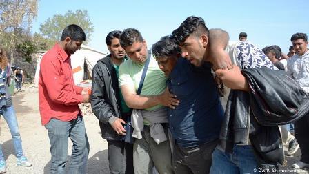 یونان: مقامی خاتون کی پاکستانی کو گالی، سینکڑوں پاکستانی و یونانی گتھم گتھا ہوگئے، متعدد زخمی، درجنوں گرفتار، حالات کشیدہ