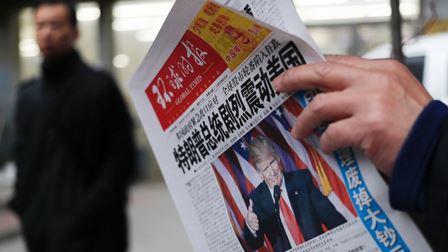 امریکی سیاستدان چین کو انتخابی مباحثے میں مت گھسیٹیں: چینی اخبار
