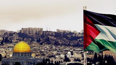 فسلطینی ریاست کے قیام کے مدعے پر قائم ہیں، معاہدہ فلسطین کی قیمت پر نہیں: اماراتی امیر
