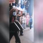 میکسیکو: شہری انتظامیہ نے ماسک کی پابندی کروانے کیلئے غنڈے بھرتی کر لیے، شہریوں کو مار کوٹ کر ماسک پہنائے جائیں گے – ویڈیو