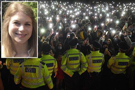 لندن پولیس افسر کے ہاتھوں جوان خاتون کا مبینہ اغواء اور قتل: ملک بھر میں تشویش کی لہر دوڑ گئی، پرتشدد مظاہرے شروع