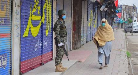 پاکستان: کورونا تالہ بندی پر عملدرآمد کے لیے فوج طلب