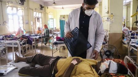 ہندوستان پر کورونا کے بعد کالی فنجائی کا حملہ: مودی سرکاری نے وباء کا اعلان کر دیا
