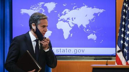 ایرانی رویہ جوہری معاہدے کی بحالی میں تعطل کا باعث بن سکتا ہے: امریکی وزیر خارجہ بلنکن