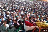 Funeral of Basit Ahmad Ahanger