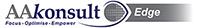 Logo AAkonsult Edge Solutions for Salesforce Optimisation