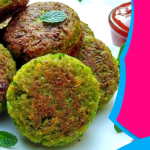 Palak Mater Kabab Recipe