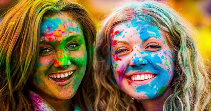 Skin Care Tips For Holi Colors