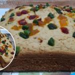 Aata Cake Recipe
