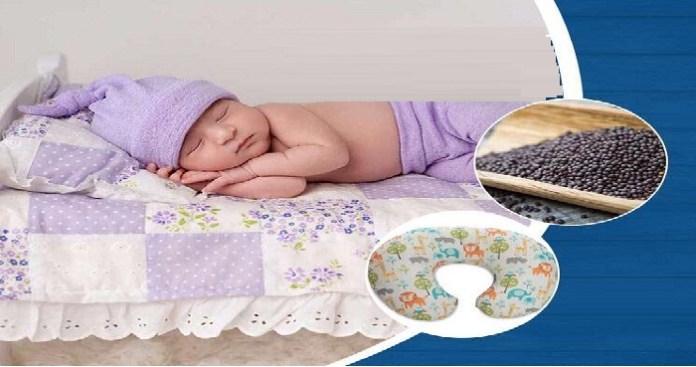 Rai Pillow For Newborn Baby