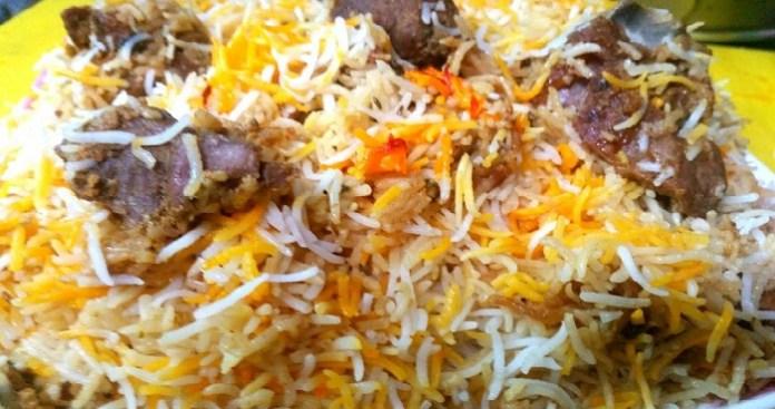 Mutton Biryani Recipe