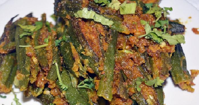 Bhindi Nariyal Masala Recipe