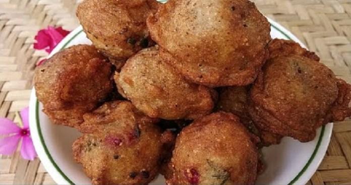 Falahari Aloo Bonda Recipe