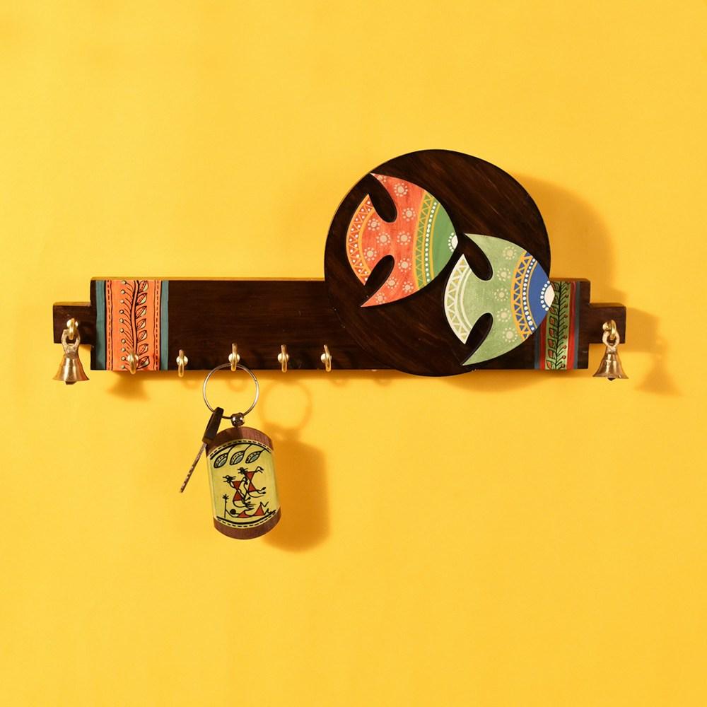 Handcrafted Keychain Hanger