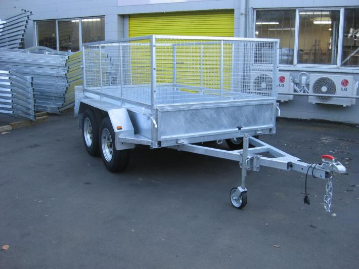 Tandem Axle Car Trailer for sale NZ