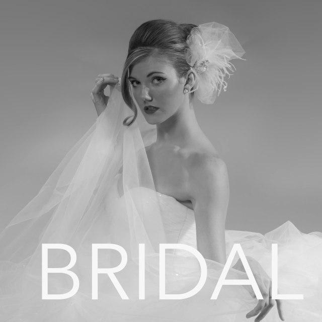 bridal - wedding hair & makeup - aalam the salon