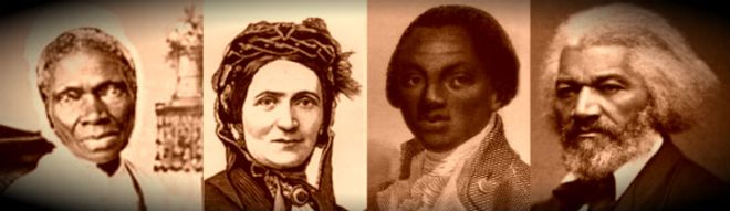 Photos of the earliest contributors to African American Literature