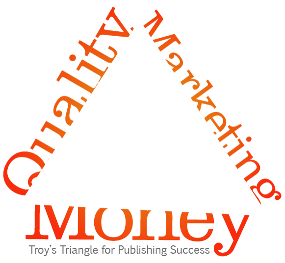 """Troy's Triangle"" for Publishing Success"