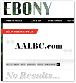Ebony websites
