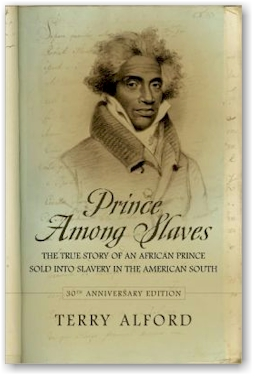 prince among slaves book