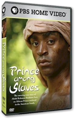 prince among slaves dvd