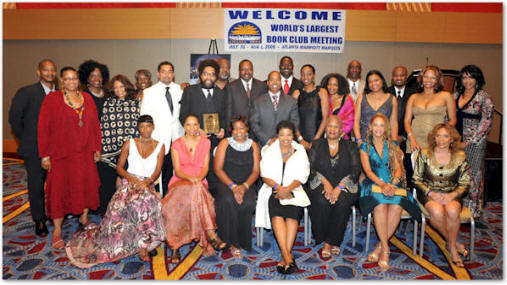 Group Photograph from the 2009 NBCC Gala
