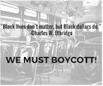 We Must Boycott