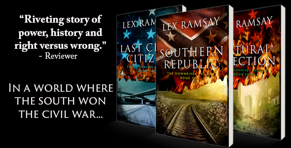 New Novel asks, 'What would our world look like if the South had won the Civil War?'