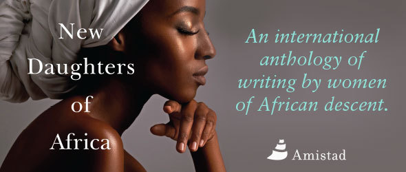 New Daughters of Africa: An International Anthology of Writing by Women of African Descent by Margaret Busby