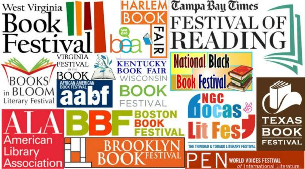 Important Book Fairs, Festivals, and Conferences