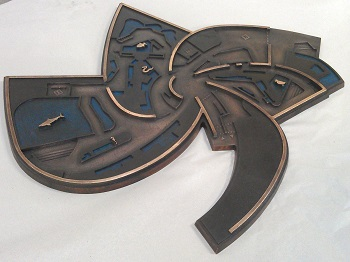 Aalborg_broncestoeberi_stoebning_bronzestoebning_den_blaa_planet_skilte_stoebte_bronzeskilte