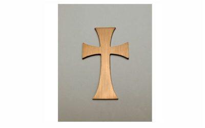 Kors, bronzedekoration 471