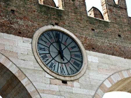Relógio romano